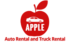 Apple Auto Rental and Truck Rental, Logo